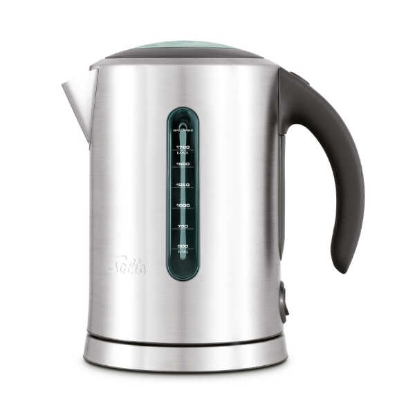 קומקום מנירוסטה SOLIS Design Kettle