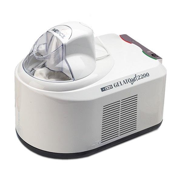 מכונת גלידה ביתית Gelato Chef 2200