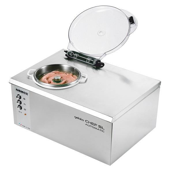 Gelato Chef 5L מכונת גלידה