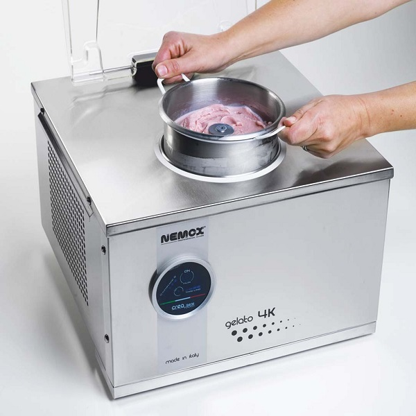 Gelto 4K TOUCH מכונת גלידה ביתית