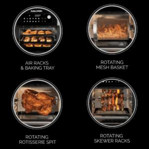 תנור הטיגון של קלוריק Kalorik