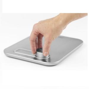 משקל מטבח דיגיטלי מבית CASO-DESIGN הגרמנית