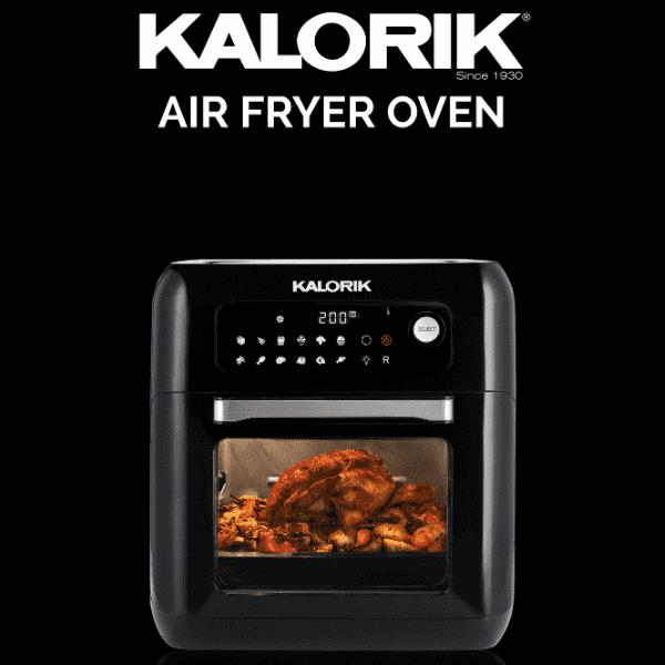 תנור טיגון ללא שמן קלוריק