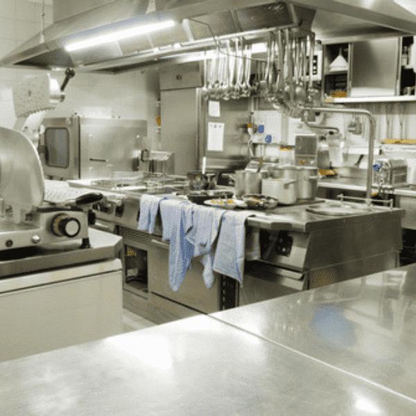 ציוד למטבח המוסדי
