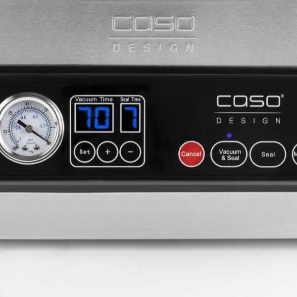 מכונת ואקום עם תא ואקום Caso Vacu Chef 70