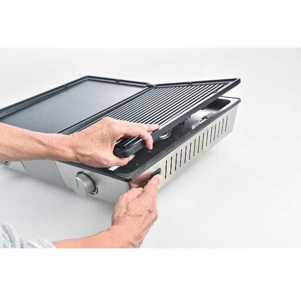 פלאנצ'ה חשמלית ביתית מבית SOLIS שוויץ (11)