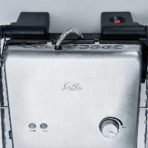 solis grill & more טוסטר גריל עם פלטות נשלפות (2)