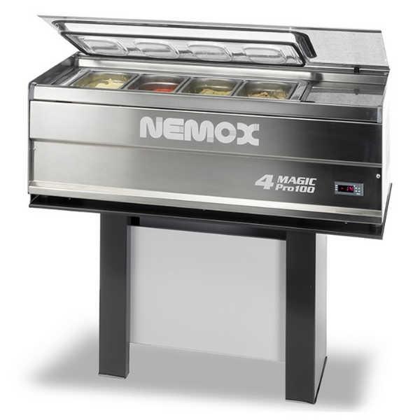 מקפיא גלידה תוצרת איטליה NEMOX
