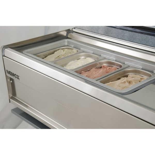 NEMOX מקפיא גלידה מבית הנקודה החמה