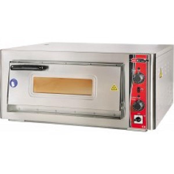 תנור פיצה תא אחד 50X50